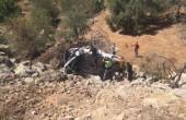 12 إصابة بحوادث سير منفصلة في جنين وقلقيلية