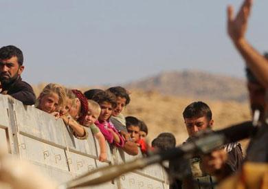 الأكراد يعلنون فك حصار جبل سنجار وإجلاء العالقين